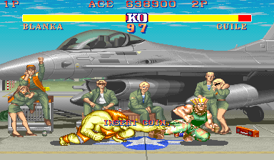 Dumple: Street Fighter II: The World Warrior [sf2] (Arcade Emulated / M.A.M.E.) 638,900 points on 2019-07-13 17:57:26