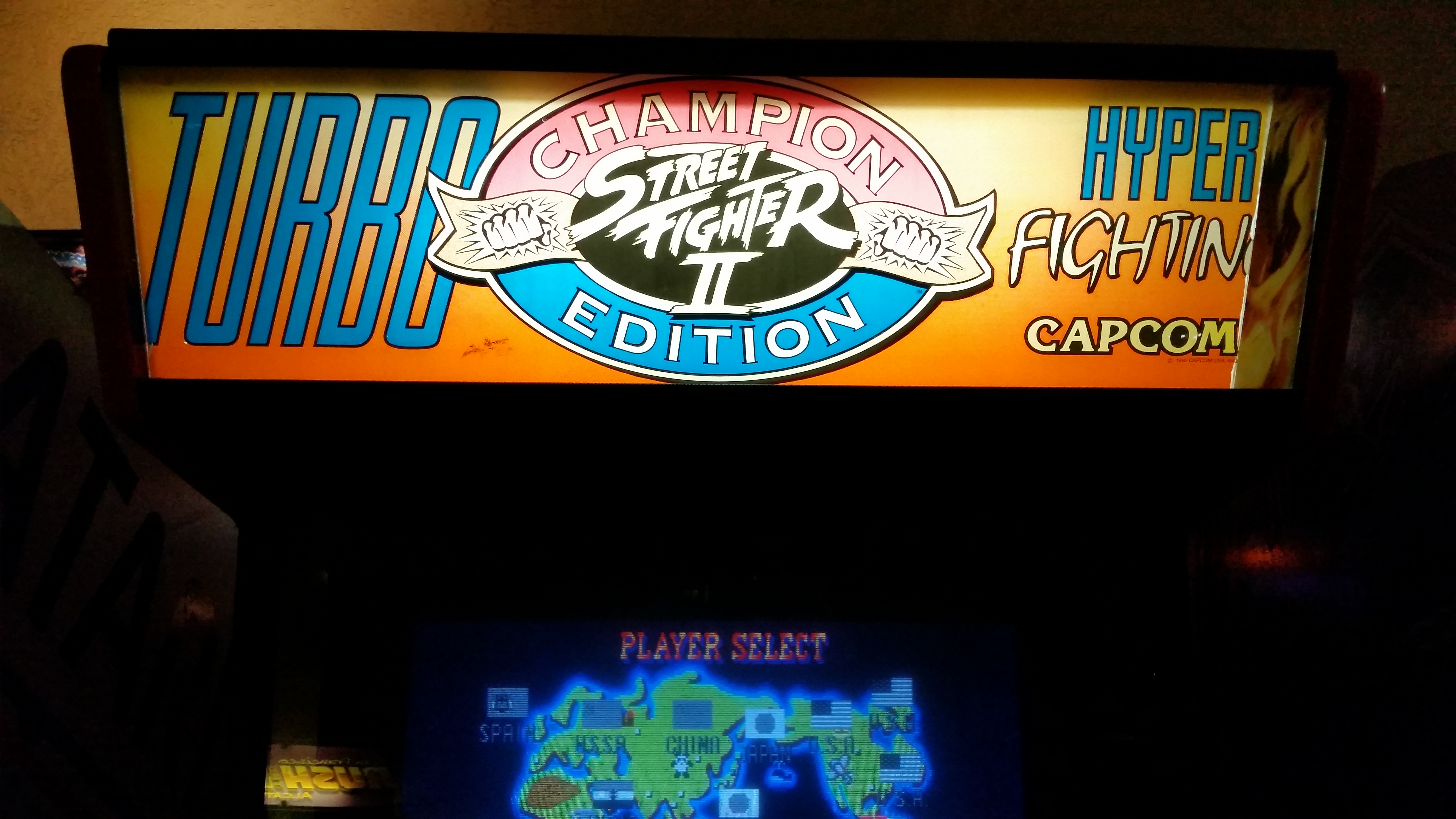 JES: Street Fighter II Turbo: Hyper Fighting (Arcade) 71,000 points on 2016-11-26 19:34:15