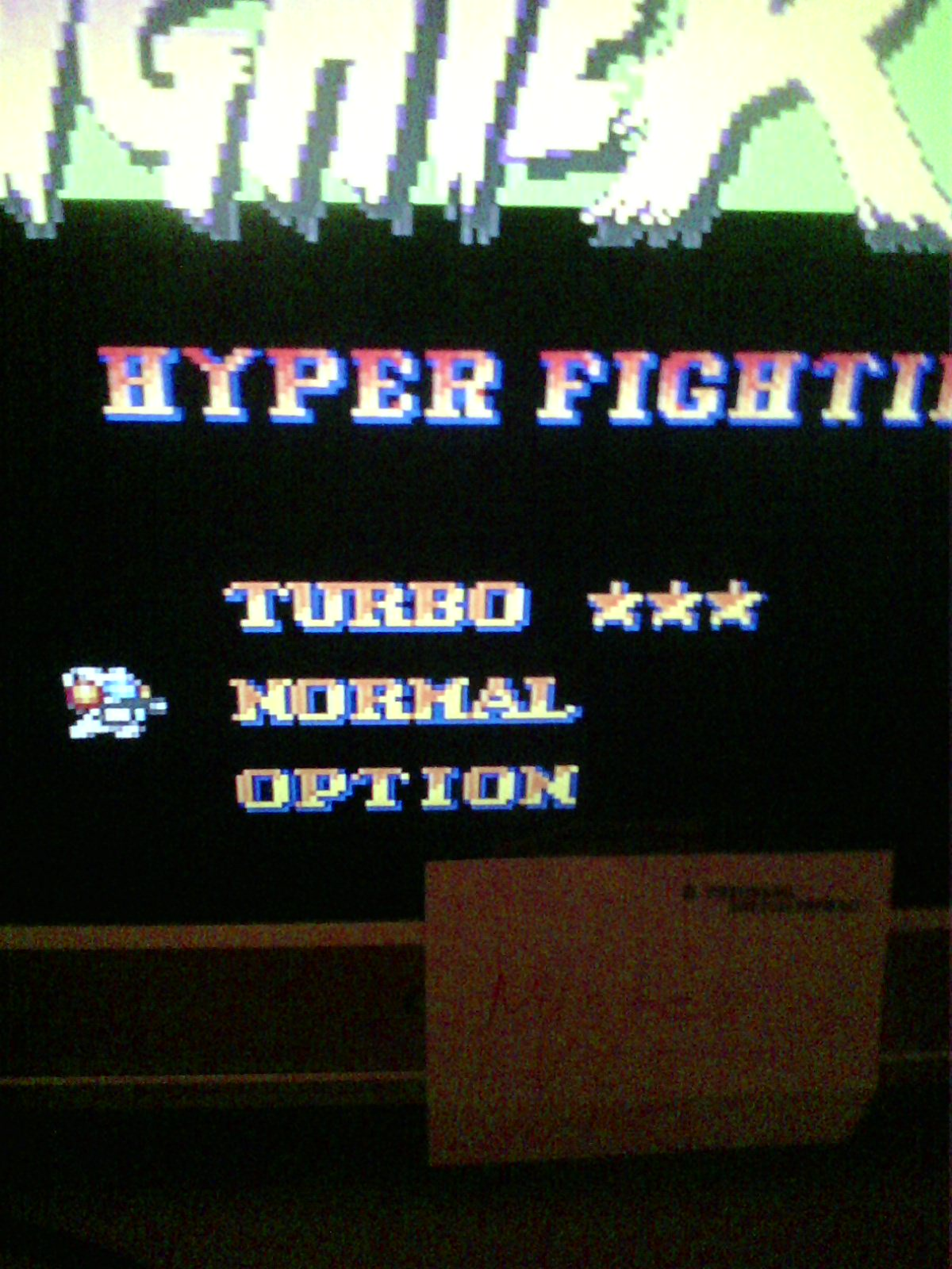 MisterVCS: Street Fighter II Turbo: Hyper Fighting [Normal / Difficulty 1] (SNES/Super Famicom Emulated) 80,300 points on 2018-10-13 13:37:41