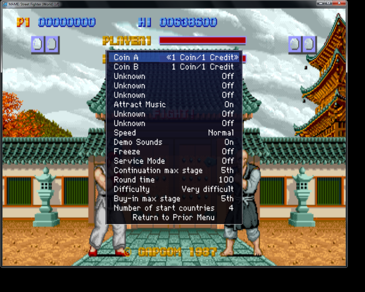 bubufubu: Street Fighter [Very Difficult] [sf] (Arcade Emulated / M.A.M.E.) 638,600 points on 2015-07-28 15:27:51