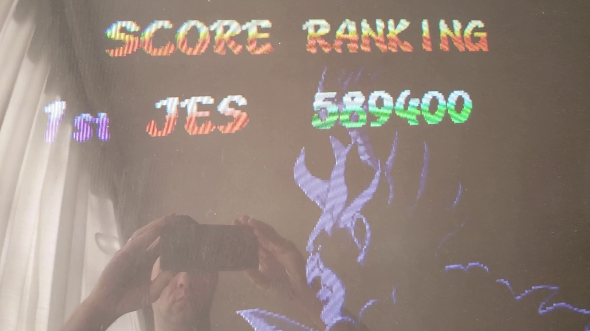 JES: Street Fighter Zero 2 [sfz2j] (Arcade Emulated / M.A.M.E.) 589,400 points on 2020-01-11 14:35:03