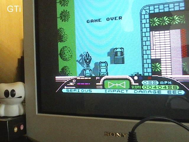 GTibel: Street Hawk (ZX Spectrum) 40,486 points on 2017-08-18 12:21:47