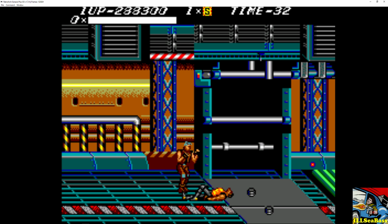 Streets Of Rage [Normal] 288,300 points