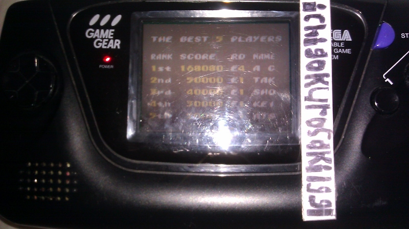 ichigokurosaki1991: Streets of Rage 2 (Sega Game Gear) 168,080 points on 2016-05-13 22:17:19