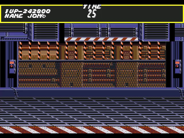 AkinNahtanoj: Streets of Rage [Easy] (Sega Genesis / MegaDrive Emulated) 242,800 points on 2020-12-28 09:39:16
