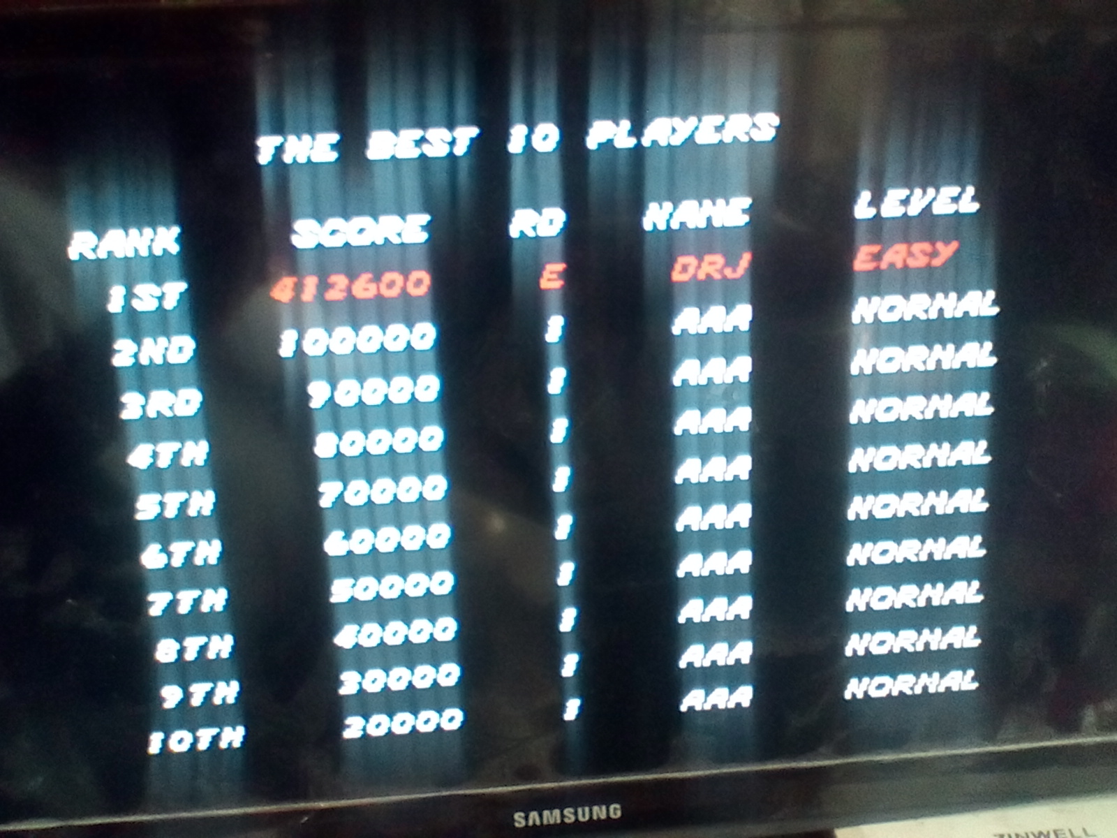 DrJoshDaRealgamer22F: Streets of Rage [Easy] (Sega Genesis / MegaDrive Emulated) 412,600 points on 2018-08-18 13:49:54