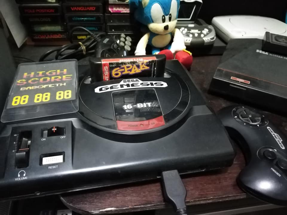 BabofetH: Streets of Rage (Sega Genesis / MegaDrive) 299,800 points on 2020-07-24 19:16:55