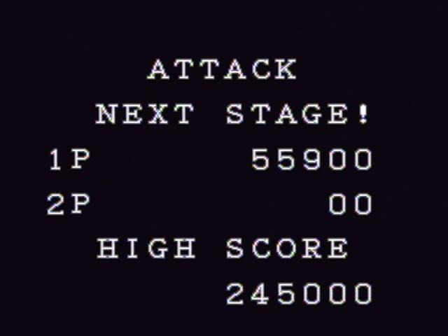 derek: Strike Gunner S.T.G. (SNES/Super Famicom) 245,000 points on 2017-01-28 20:35:40