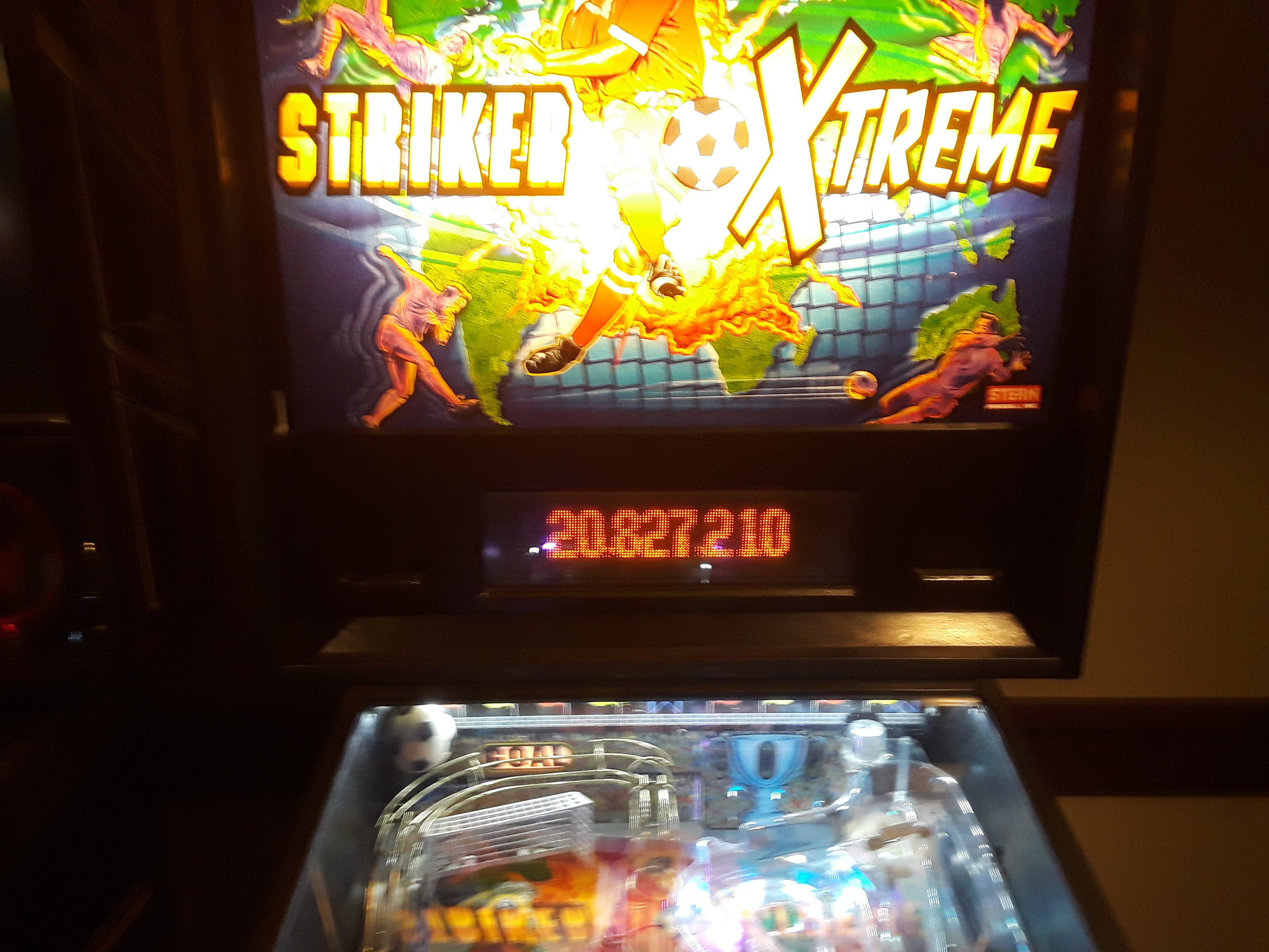Striker Xtreme 20,827,210 points