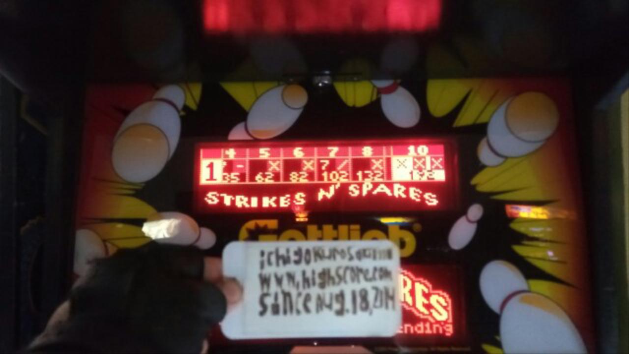 ichigokurosaki1991: Strikes N
