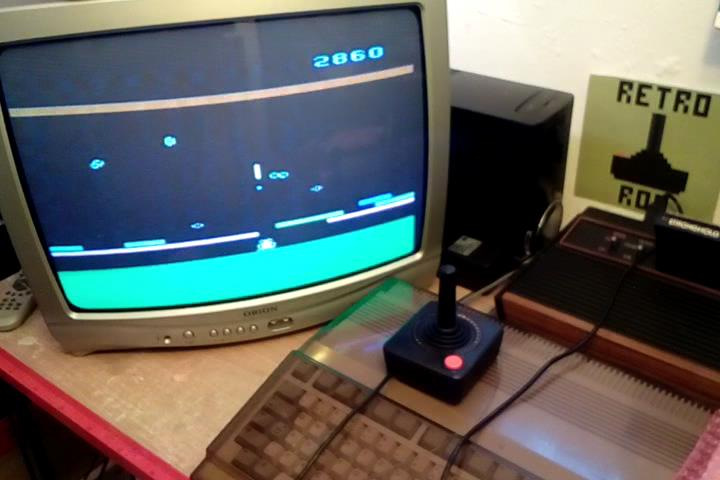 RetroRob: Stronghold (Atari 2600 Novice/B) 2,860 points on 2020-02-26 09:06:30