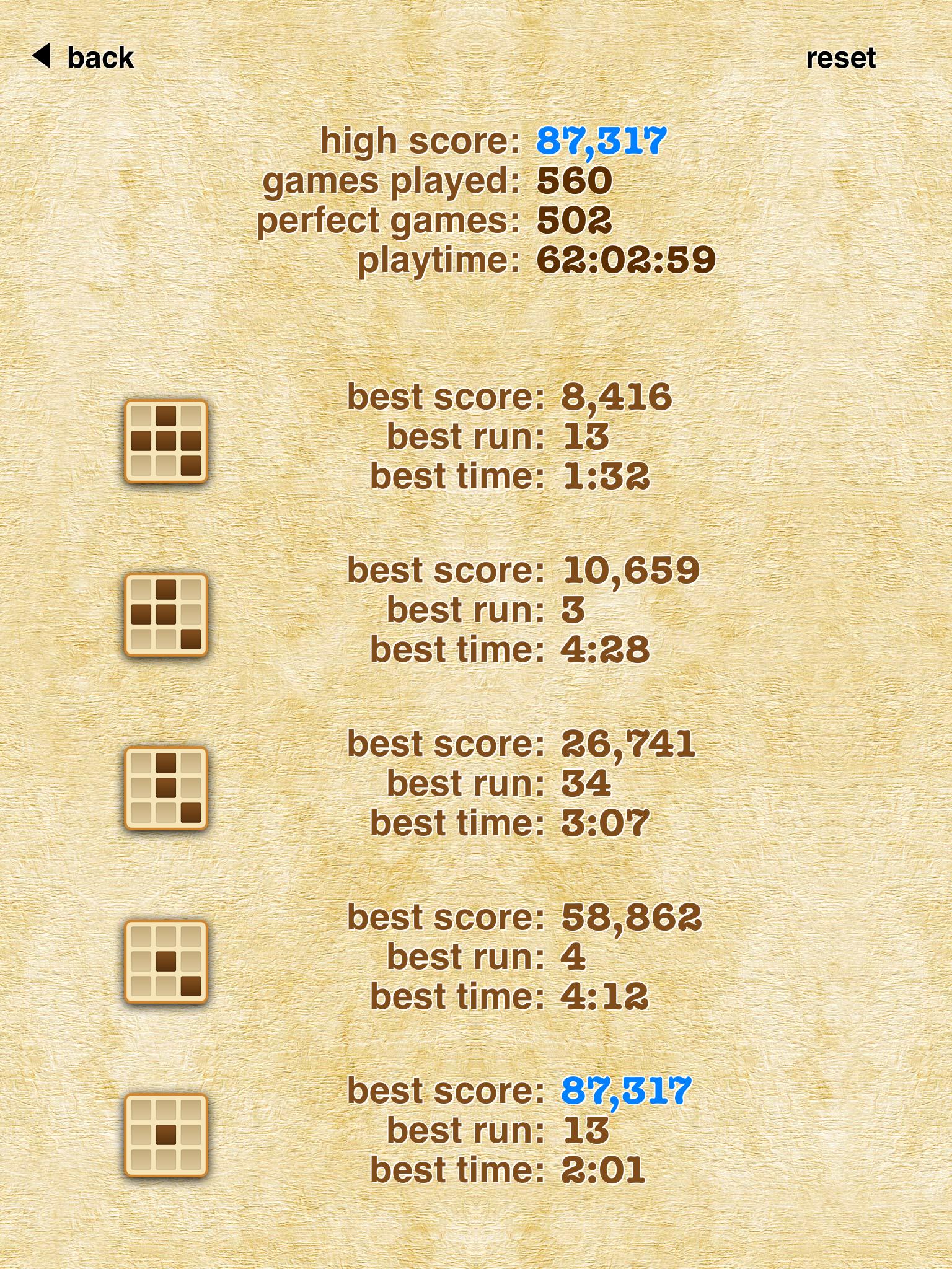 JustTheTap: Sudoku 2 Pro [Expert] (iOS) 87,317 points on 2020-09-15 13:35:01