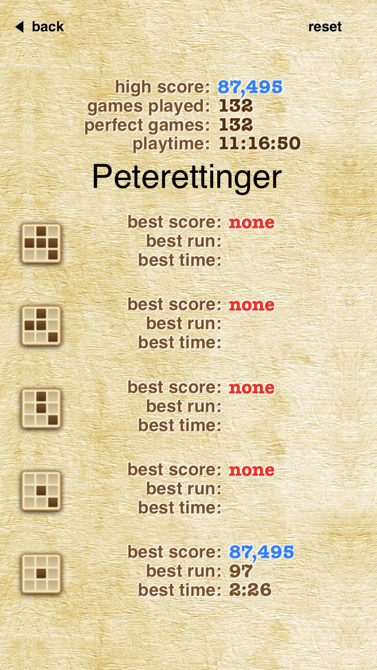 Peterettinger: Sudoku 2 Pro [Expert] (iOS) 87,495 points on 2019-03-01 08:21:22