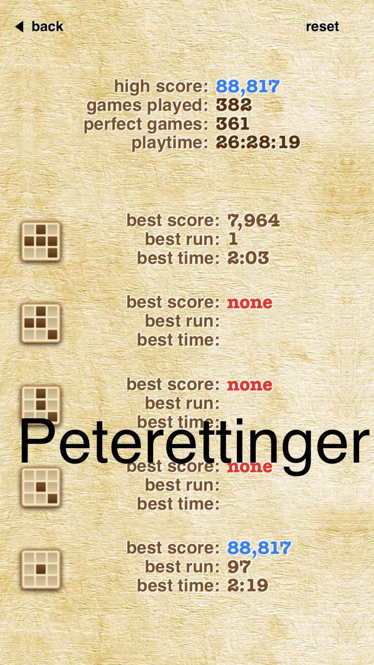Peterettinger: Sudoku 2 Pro [Expert] (iOS) 88,817 points on 2019-09-04 17:01:05