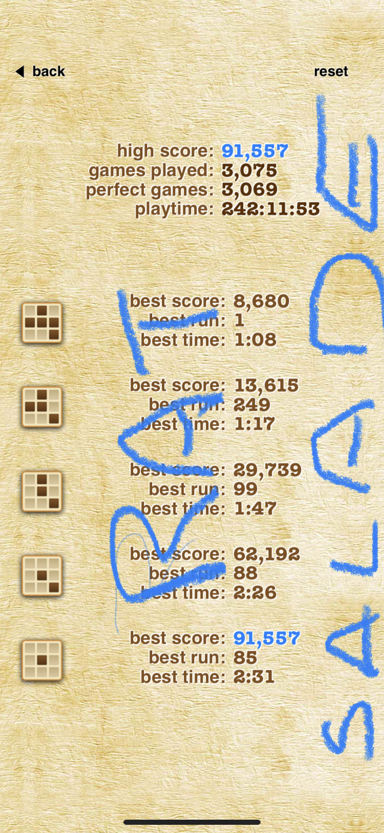 Sudoku 2 Pro [Expert] 91,557 points