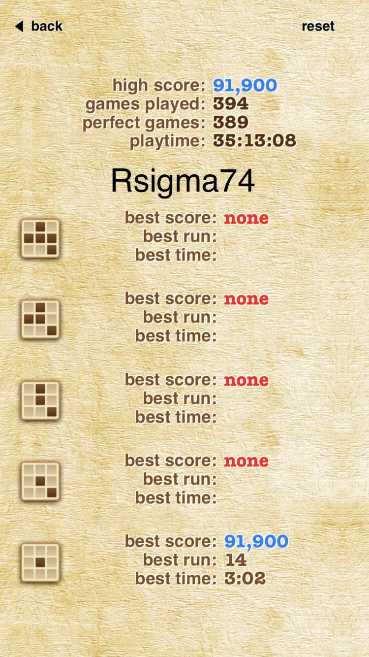 Sudoku 2 Pro [Expert] 91,900 points