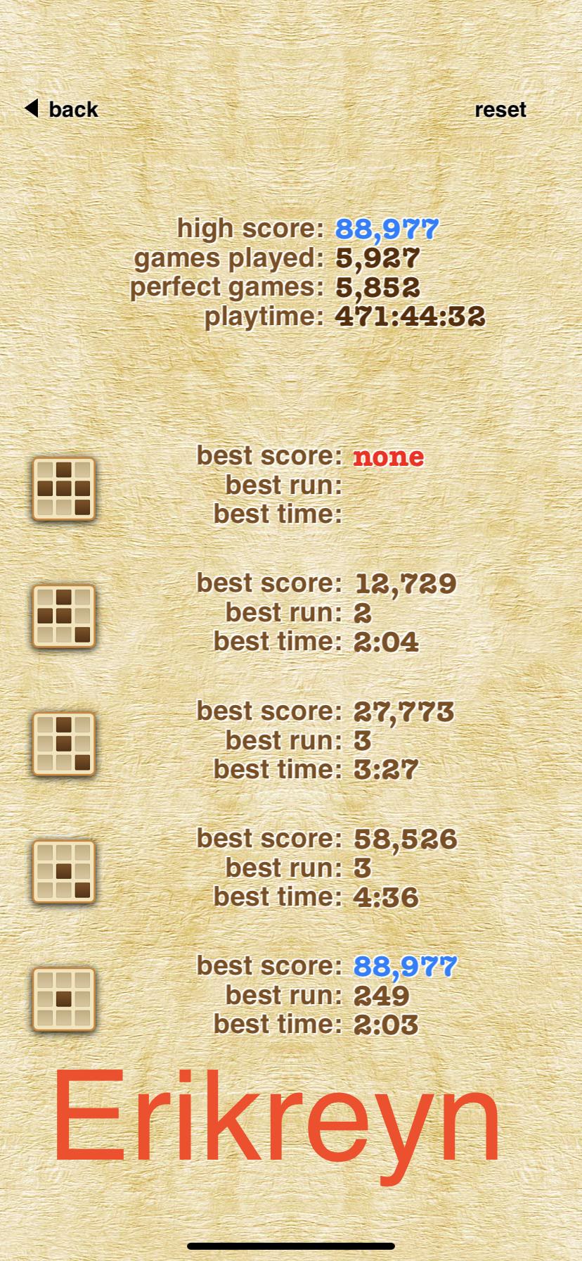 Sudoku 2 Pro [Expert] 88,977 points