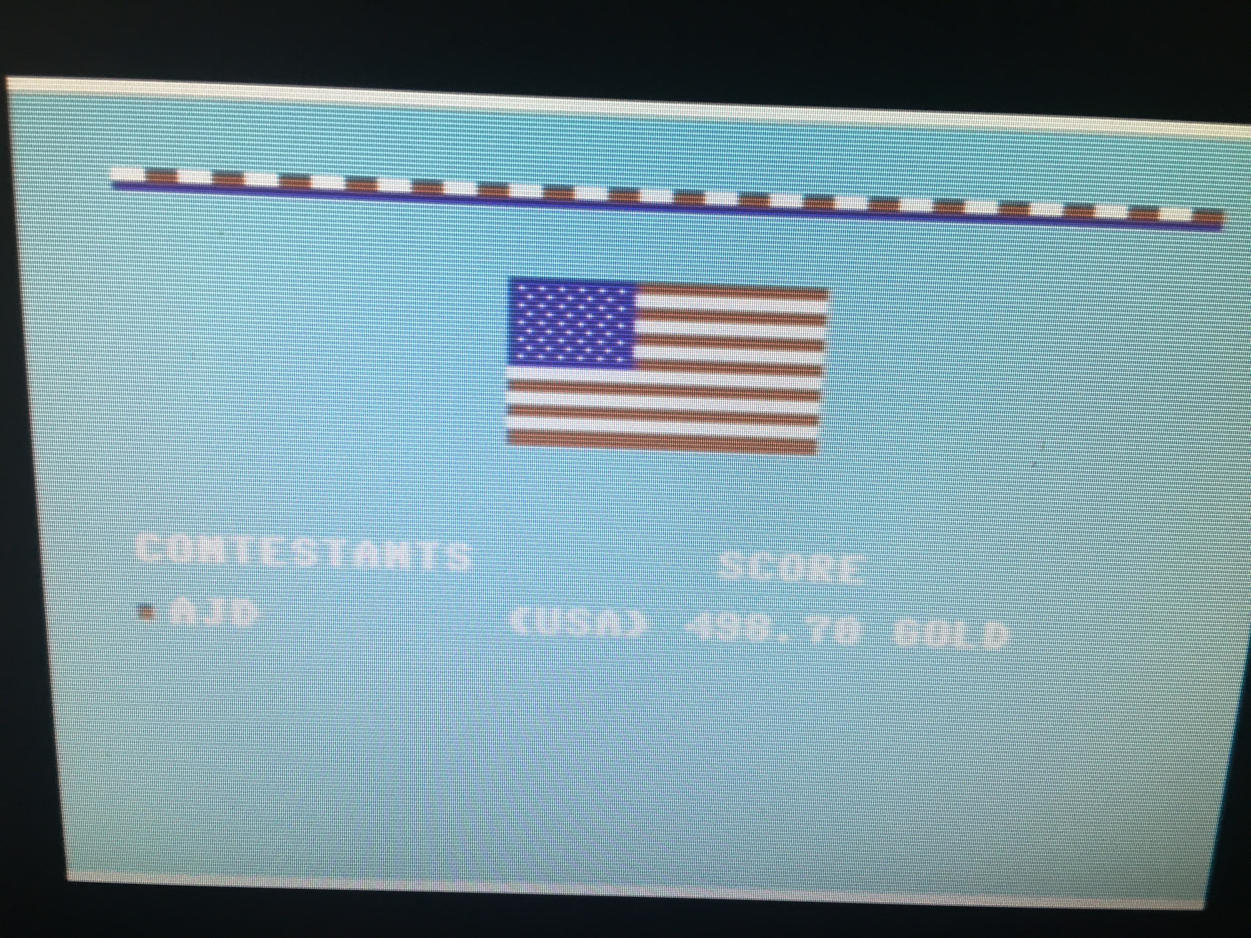 ajdoyle: Summer Games: Platform Diving (Commodore 64 Emulated) 49,870 points on 2018-03-05 09:34:46