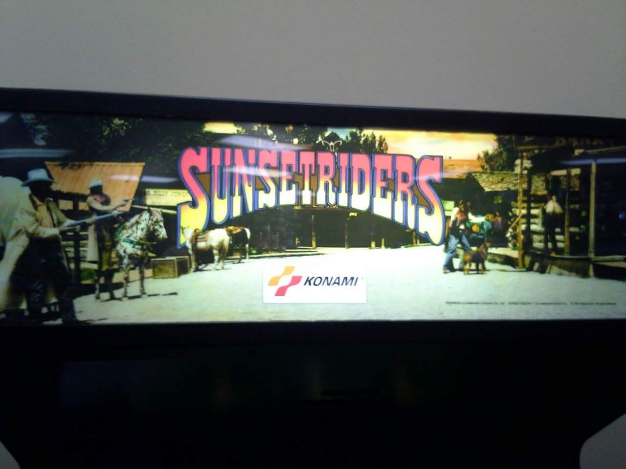 Sunset Riders 20,090 points