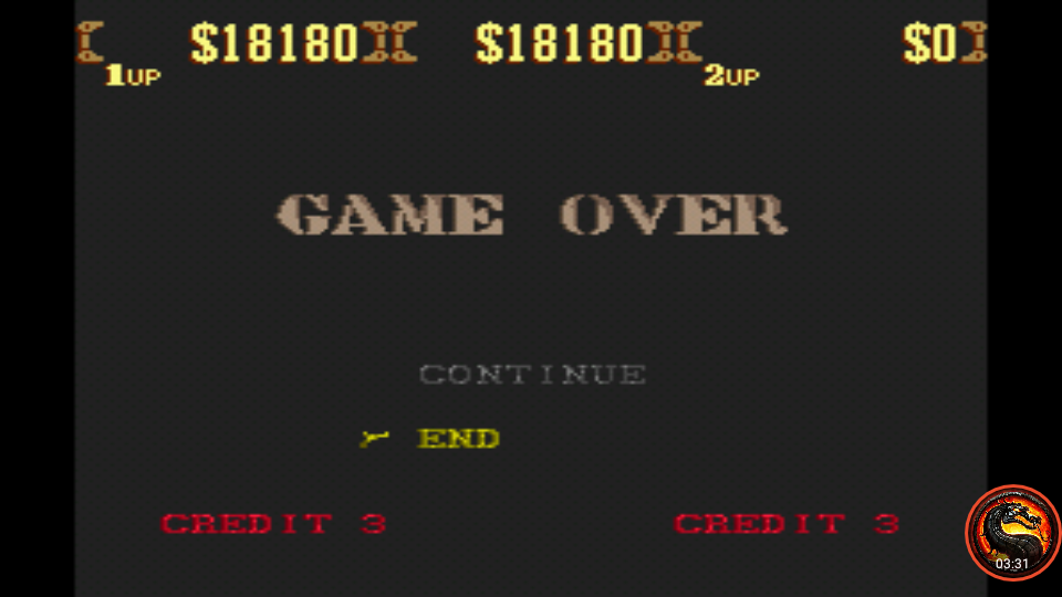 omargeddon: Sunset Riders [Hard] (SNES/Super Famicom Emulated) 18,180 points on 2020-09-02 01:28:43