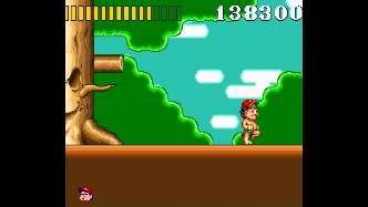 S.BAZ: Super Adventure Island (SNES/Super Famicom Emulated) 138,300 points on 2018-09-05 14:32:47