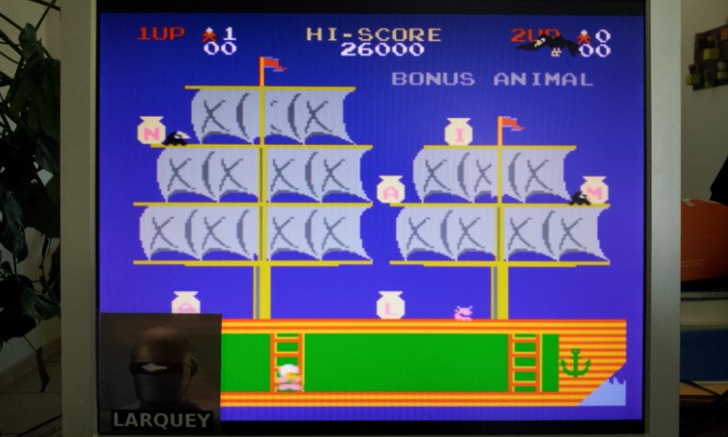 Larquey: Super Arabian: Level 1 Start (NES/Famicom Emulated) 26,000 points on 2017-04-19 10:05:28