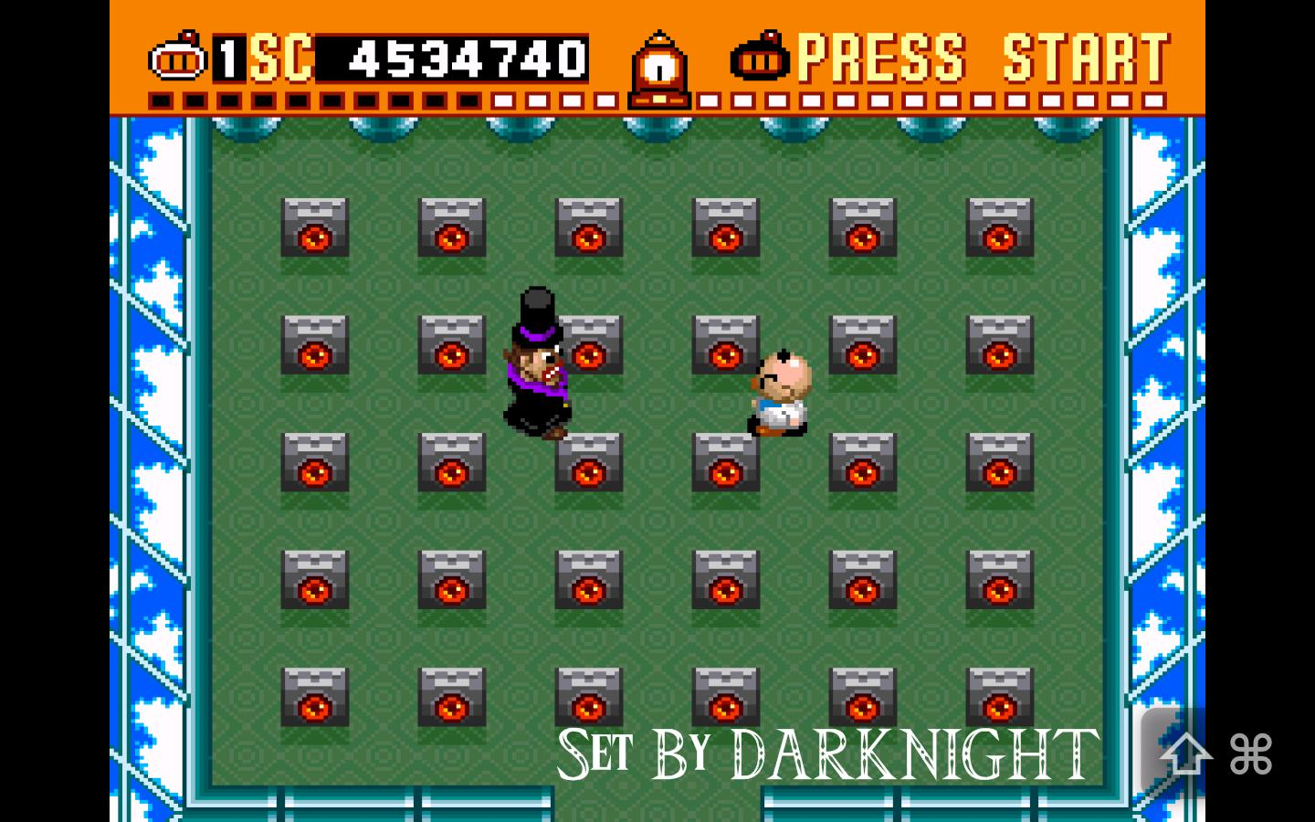 Super Bomberman 4,534,740 points
