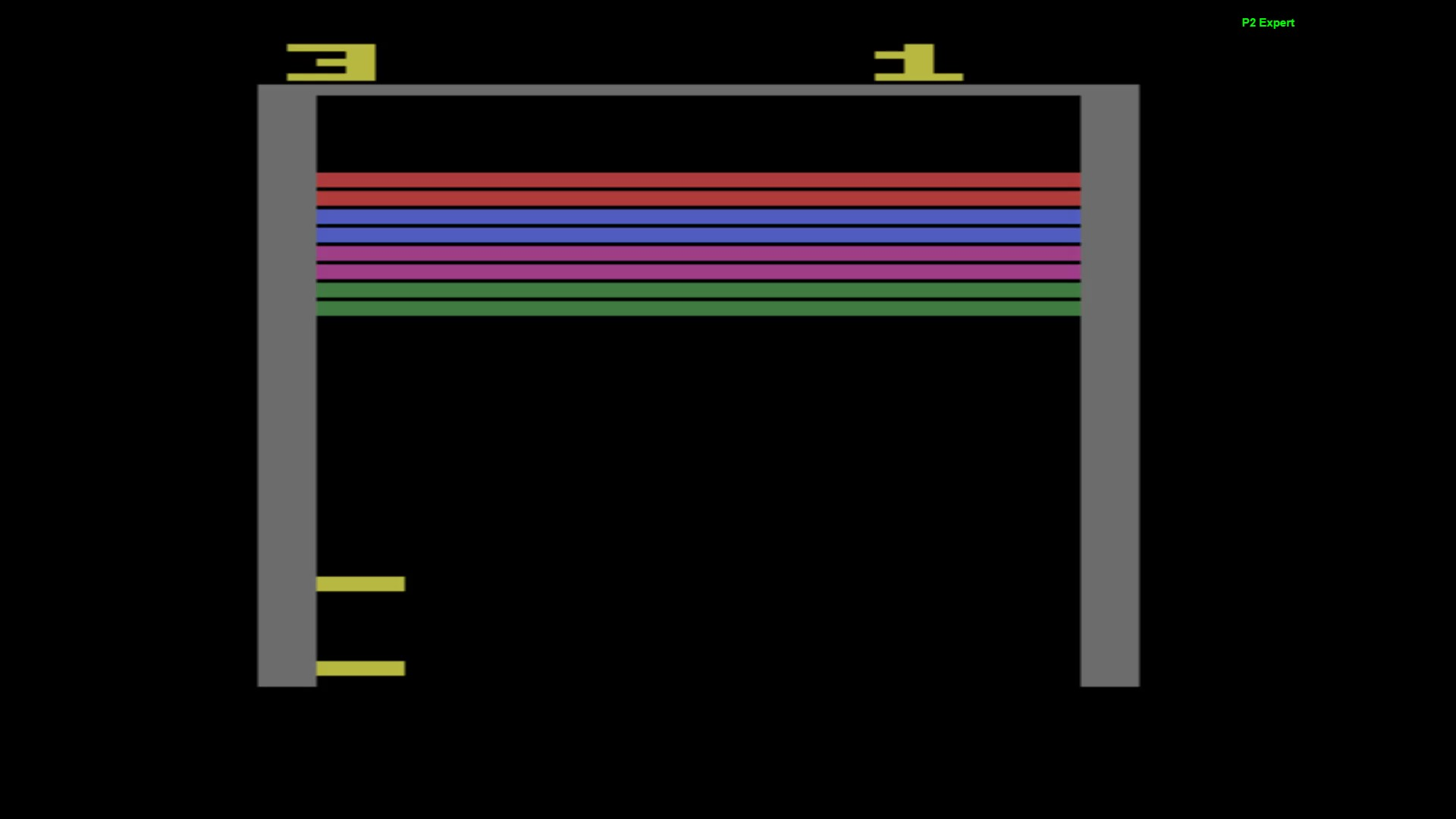 AkinNahtanoj: Super Breakout: Game 3 (Atari 2600 Emulated Expert/A Mode) 509 points on 2020-10-17 10:16:11