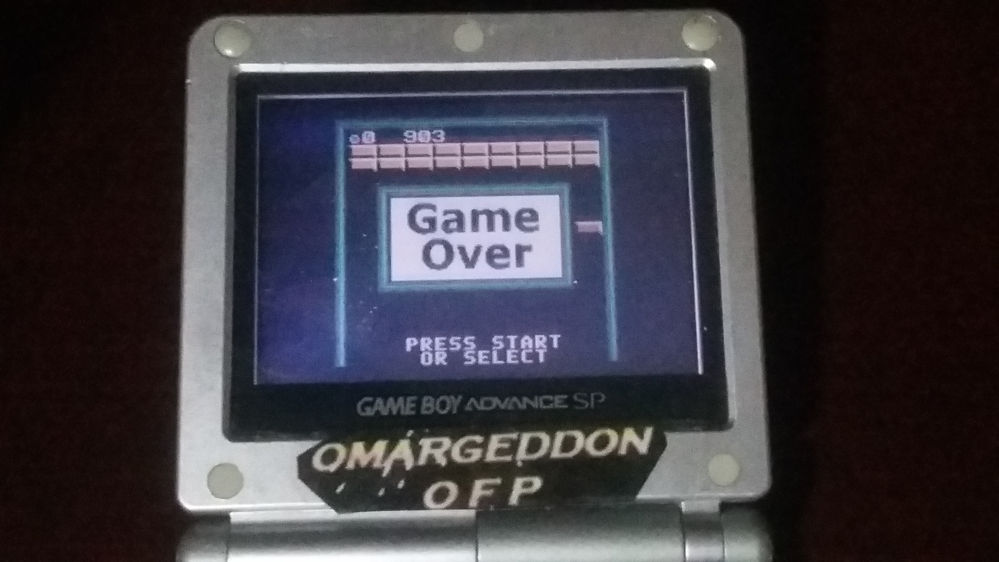 omargeddon: Super Breakout: Progressive (Game Boy Color) 903 points on 2018-04-14 20:54:13
