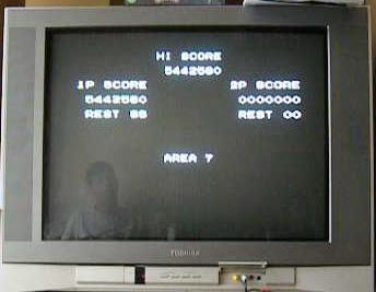 AirVillain: Super C (NES/Famicom) 5,442,580 points on 2015-11-13 18:18:25