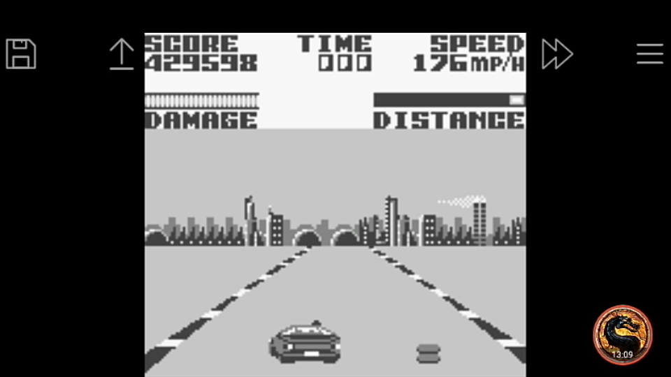 omargeddon: Super Chase H.Q. [Easy] (Game Boy Emulated) 429,598 points on 2019-08-25 21:56:00