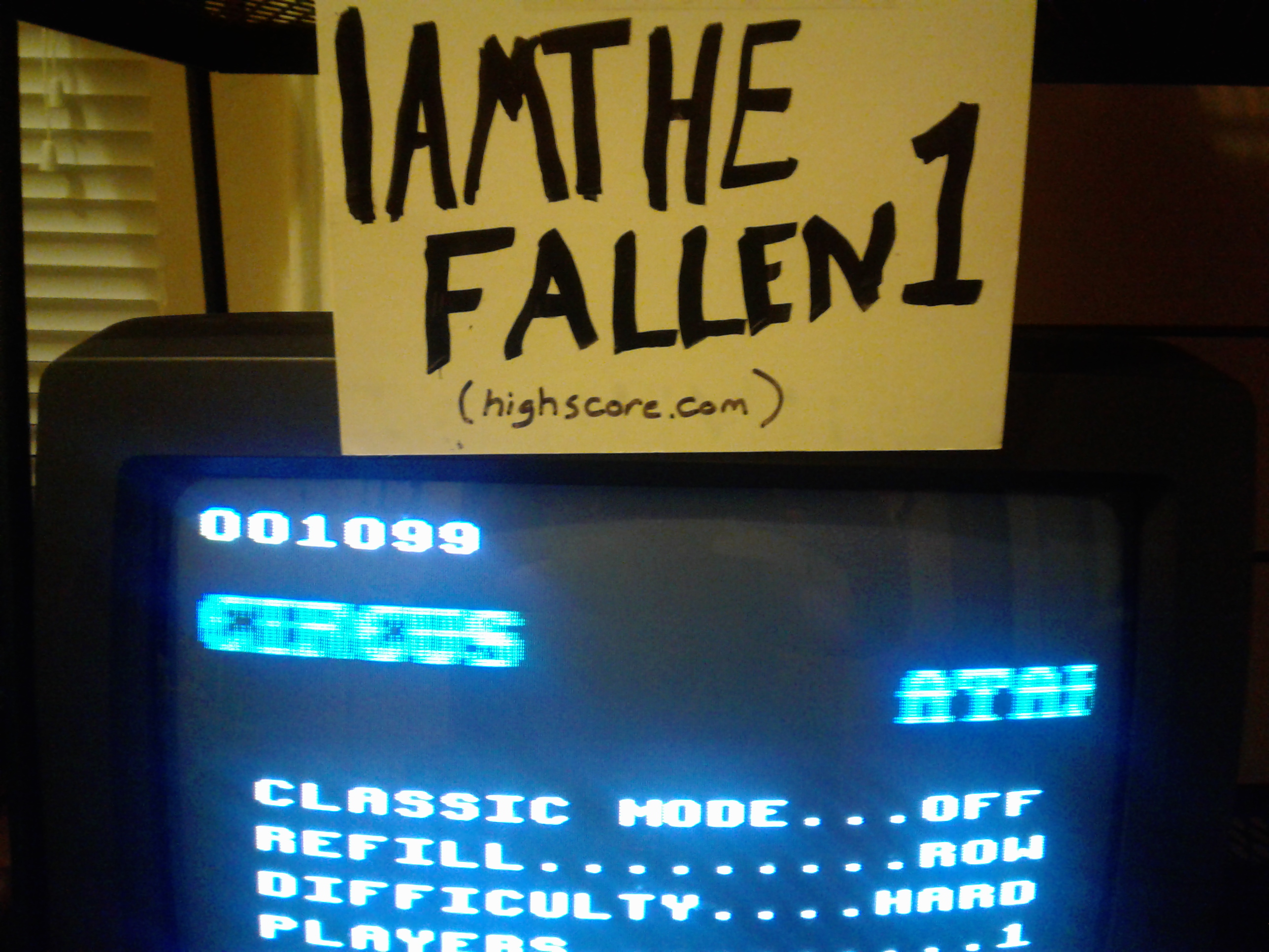 iamthefallen1: Super Circus Atari Age: Hard (Atari 7800) 1,099 points on 2017-08-12 20:34:48