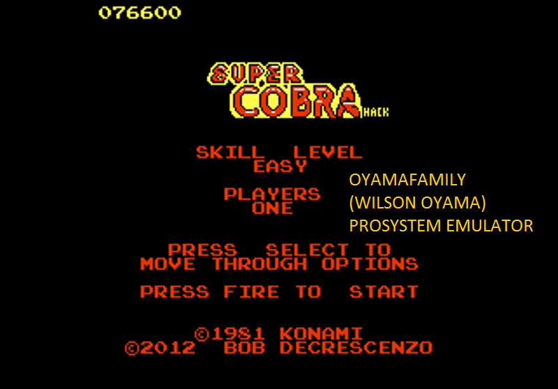 oyamafamily: Super Cobra: Easy (Atari 7800 Emulated) 76,600 points on 2016-03-09 20:06:16