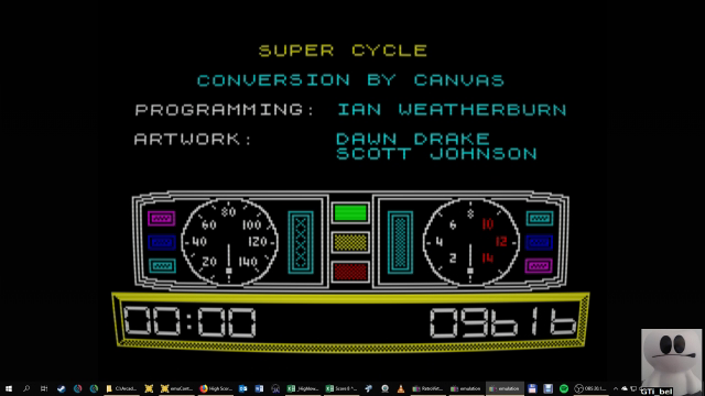 Super Cycle [Level 2] 9,616 points