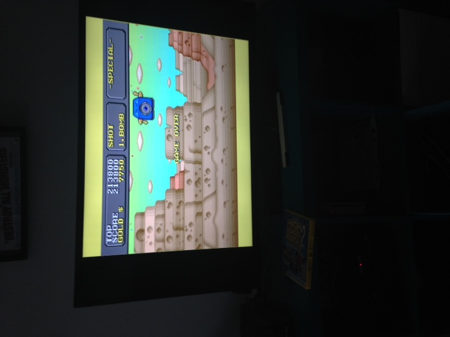 mechafatnick: Super Fantasy Zone (Sega Genesis / MegaDrive) 213,800 points on 2015-10-19 01:04:23