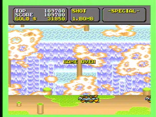 derek: Super Fantasy Zone (Sega Genesis / MegaDrive) 109,700 points on 2016-03-20 17:33:31
