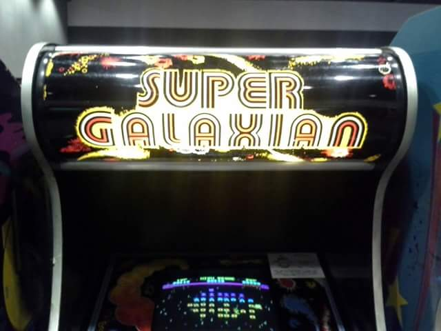 Super Galaxians 500 points