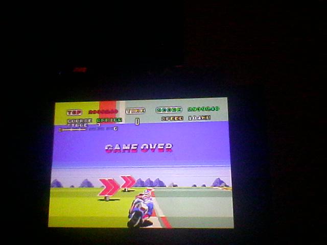 DrJoshDagamer22G: Super Hang-On [Beginner Course] (Sega Genesis / MegaDrive Emulated) 2,939,240 points on 2018-08-22 02:38:06