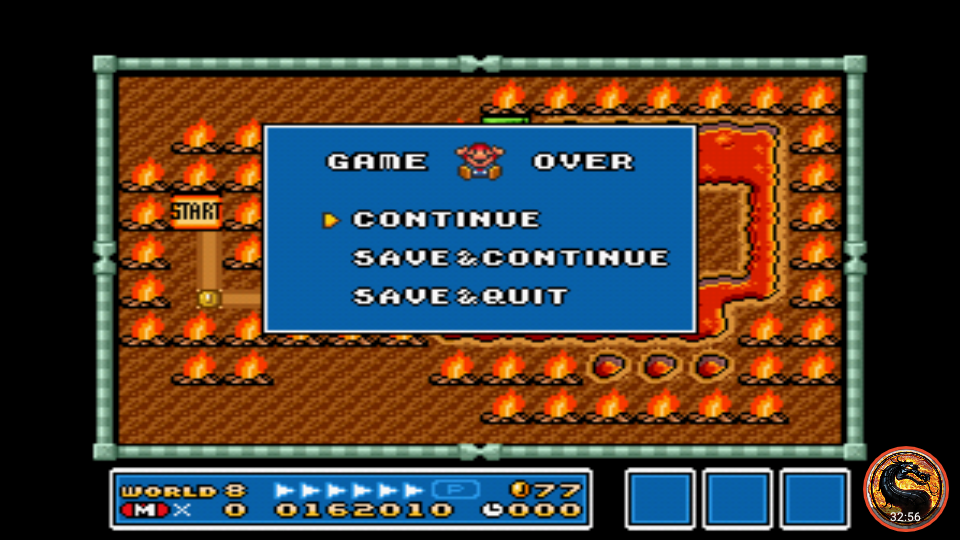 omargeddon: Super Mario All-Stars: Super Mario Bros. 3 (SNES/Super Famicom Emulated) 162,010 points on 2019-11-07 21:59:09
