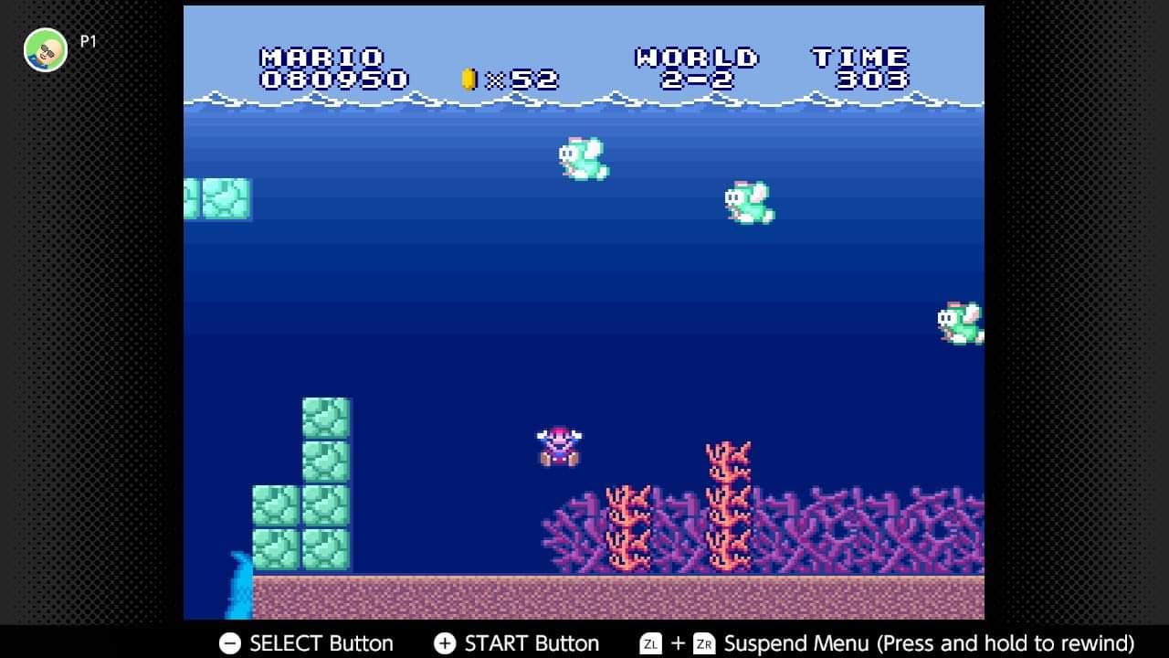 JML101582: Super Mario All-Stars: Super Mario Bros (SNES/Super Famicom Emulated) 80,950 points on 2020-12-26 15:28:47