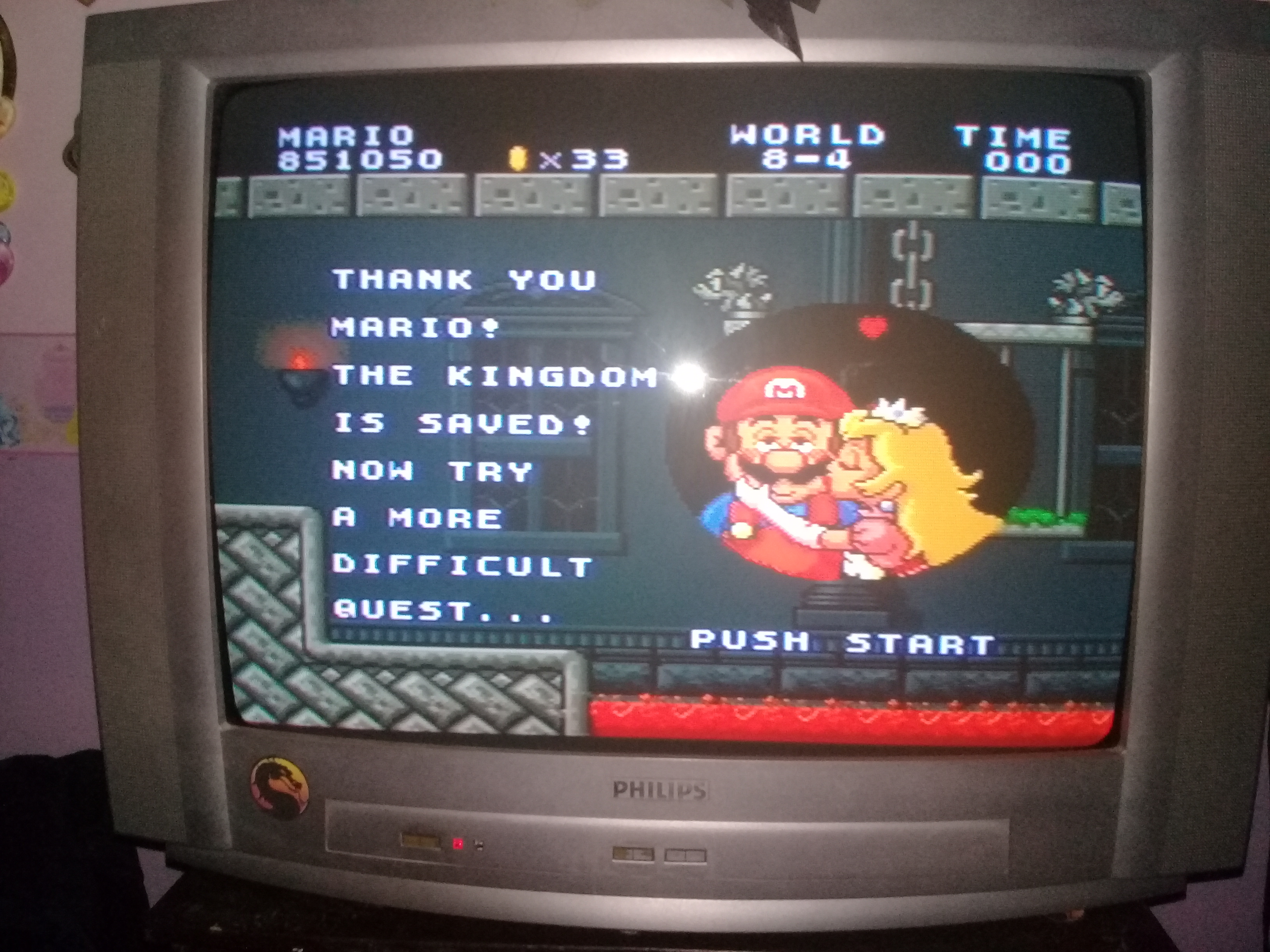 omargeddon: Super Mario All-Stars: Super Mario Bros (SNES/Super Famicom) 851,050 points on 2020-04-03 22:13:11
