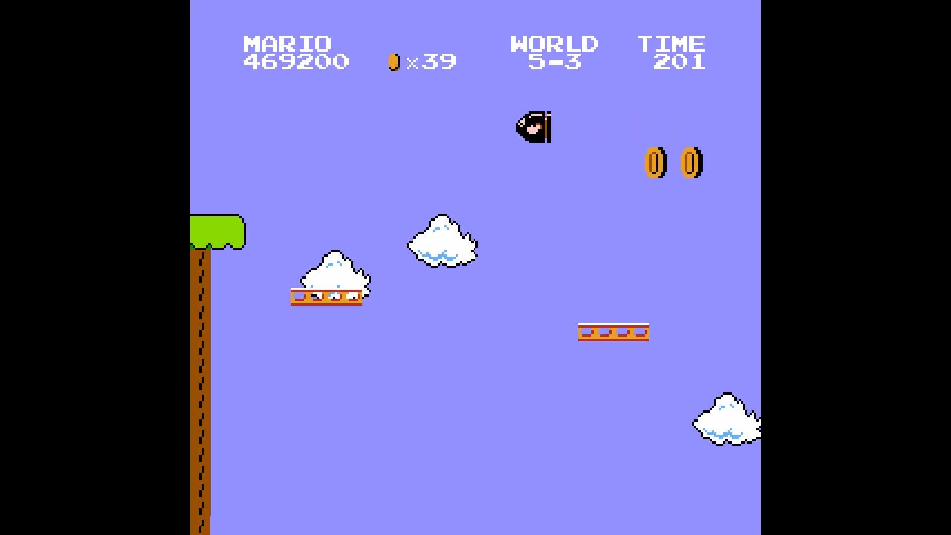 Super Mario Bros. [1 Life] 469,200 points