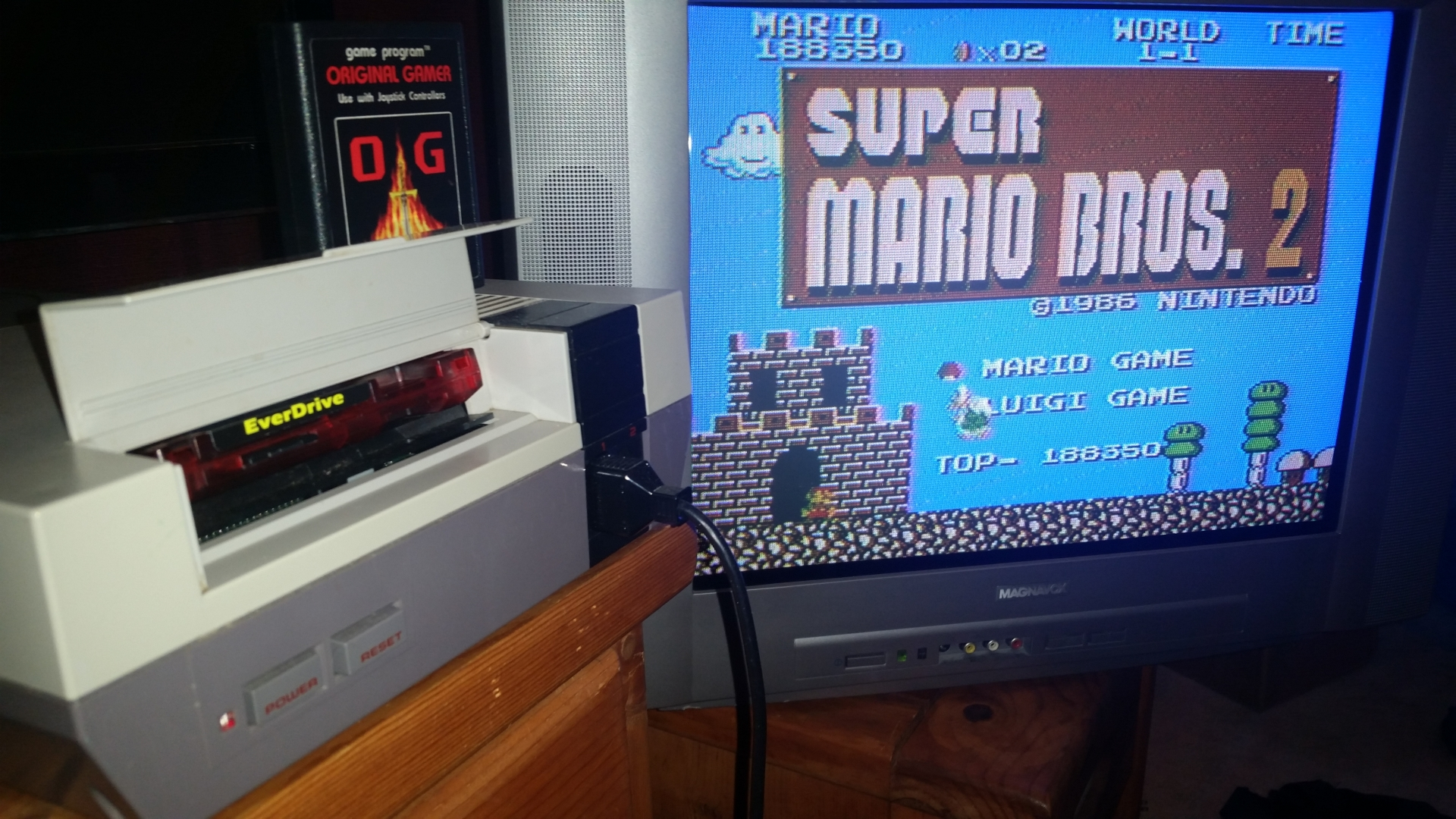 OriginalGamer: Super Mario Bros. 2 [Japanese Version] (NES/Famicom) 188,350 points on 2016-09-19 01:56:02