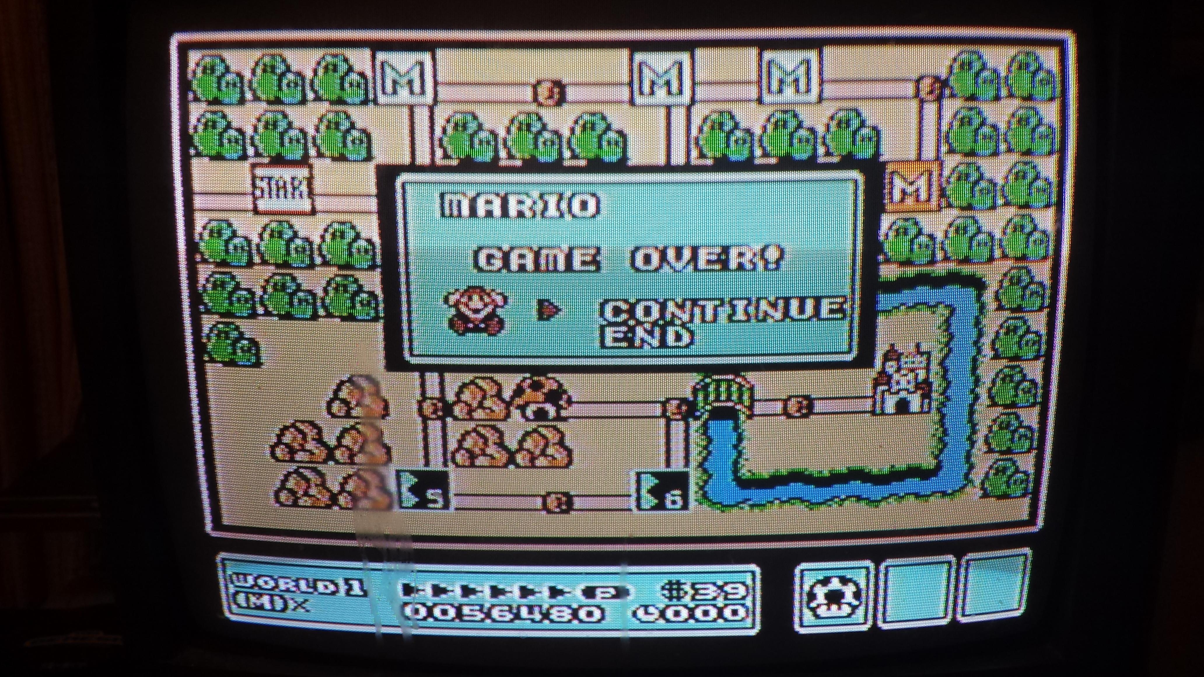 Super Mario Bros 3 Nes Famicom High Score By Leej07