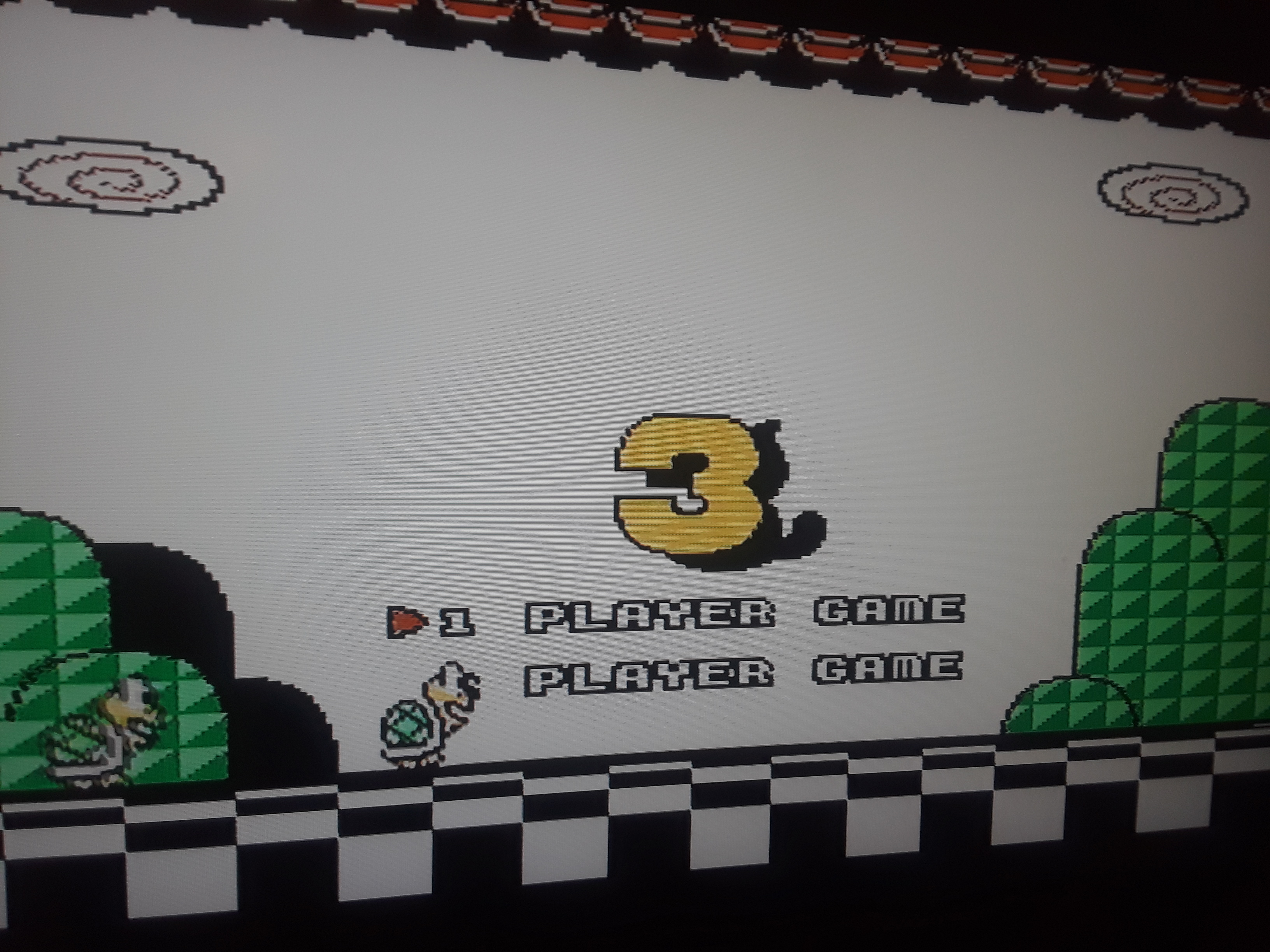 Super Mario Bros. 3 65,380 points