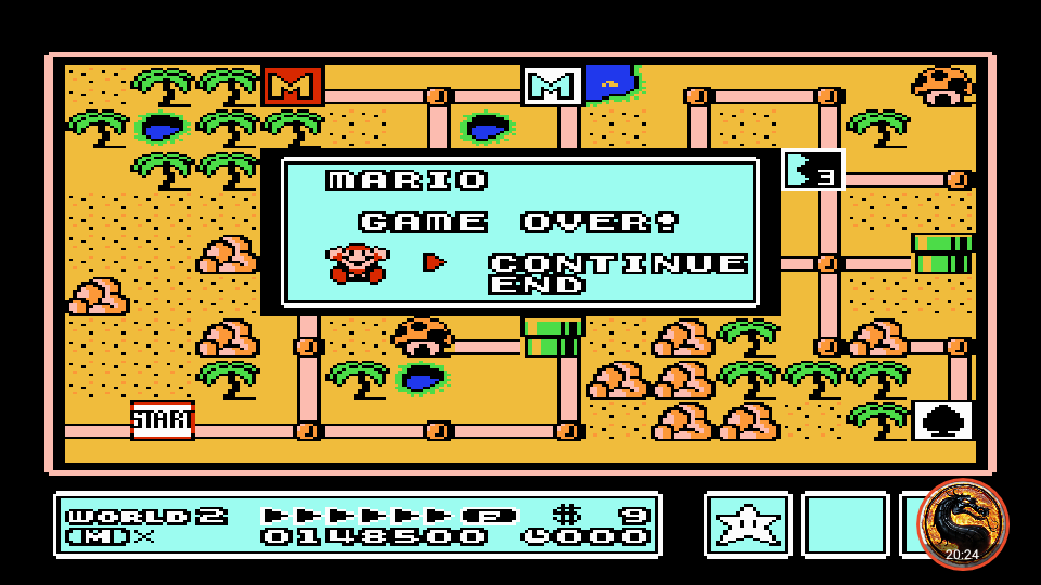 omargeddon: Super Mario Bros. 3 [No Farming] (NES/Famicom Emulated) 148,500 points on 2019-05-21 18:42:45