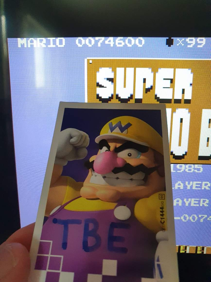 Sixx: Super Mario Bros. 64 (Commodore 64 Emulated) 74,600 points on 2020-05-13 12:19:53