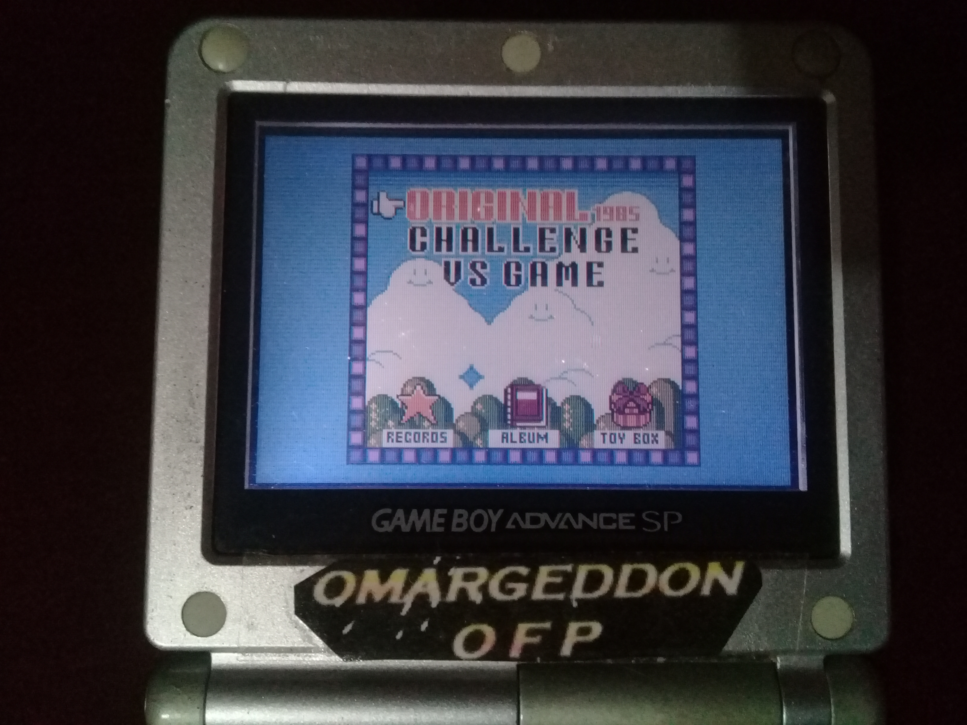 omargeddon: Super Mario Bros Deluxe (Game Boy Color) 658,350 points on 2019-05-24 12:19:13