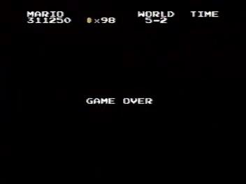 trivia212005: Super Mario Bros. (NES/Famicom Emulated) 311,250 points on 2018-02-03 01:38:29