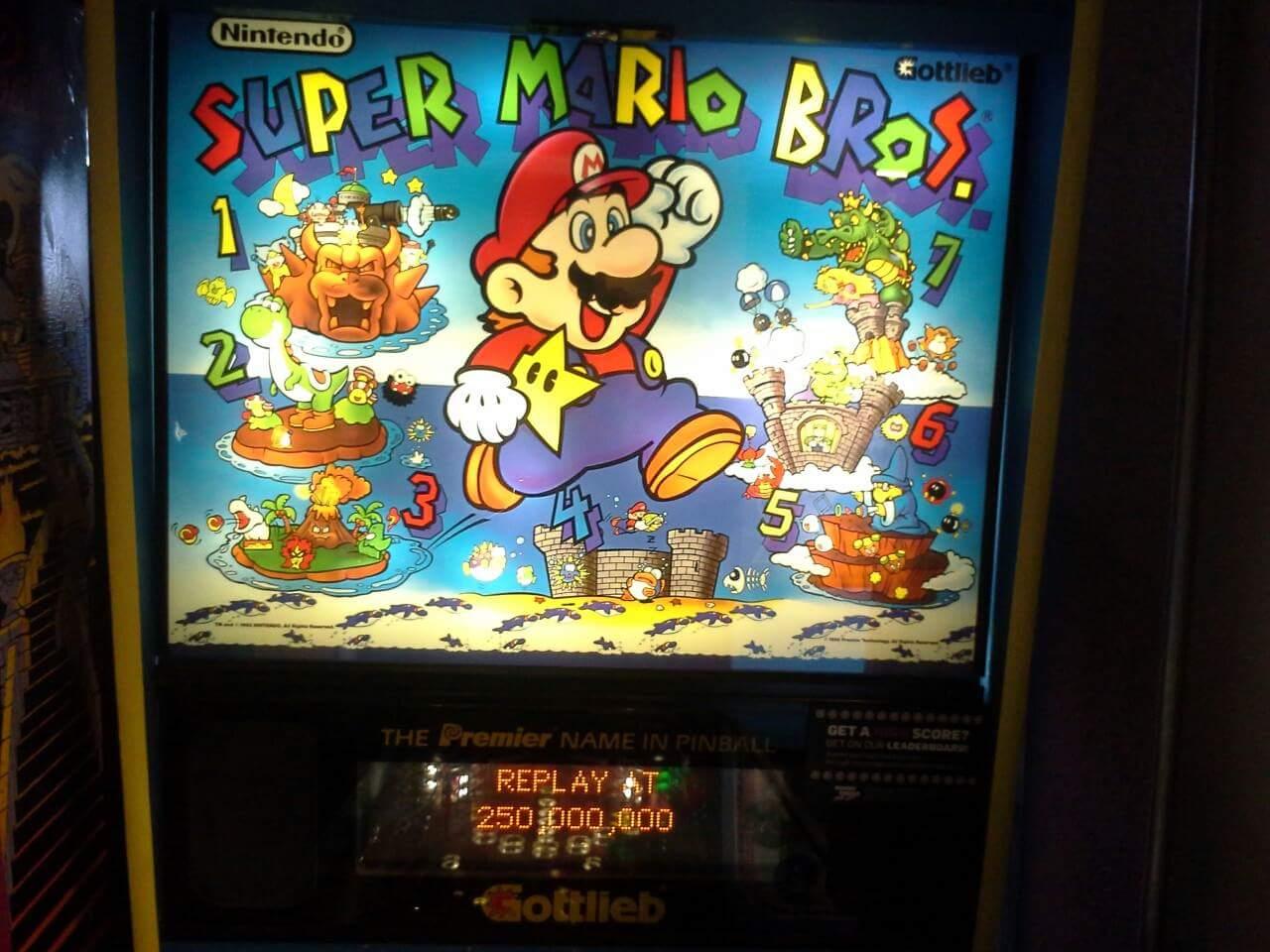 Super Mario Bros. 3,761,900 points